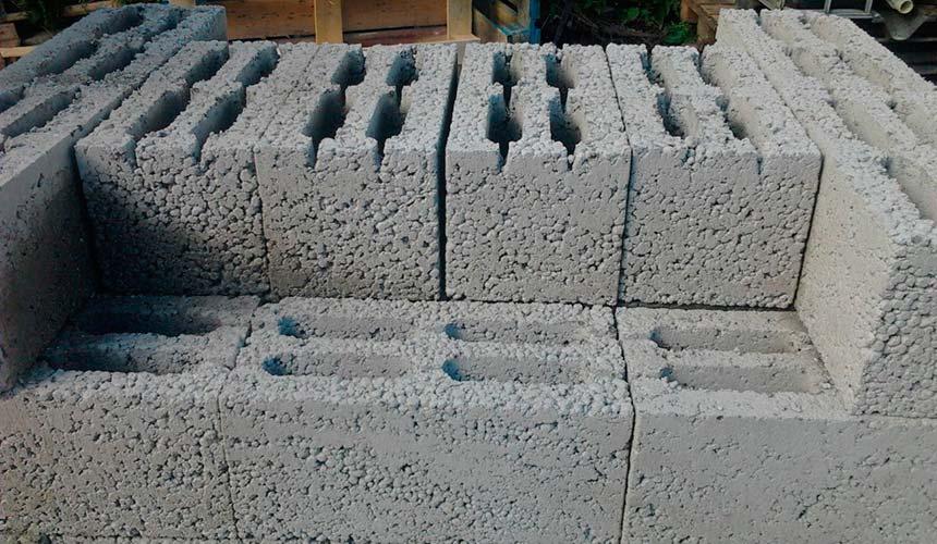 Строительный керамзитобетон