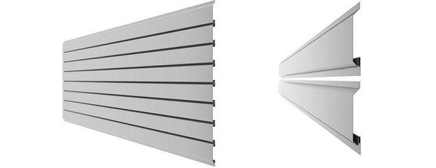 Вес материала небольшой, поэтому их можно крепить непосредственно на стену