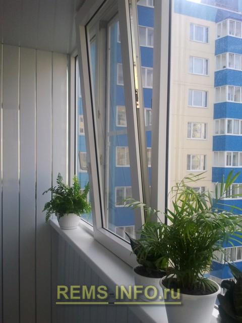 Как отделать балкон панелями ПВХ своими