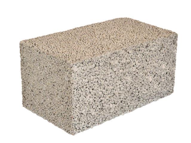 Он представляет собой пористый материал, выпускаемый в виде гранул путем обжига глины